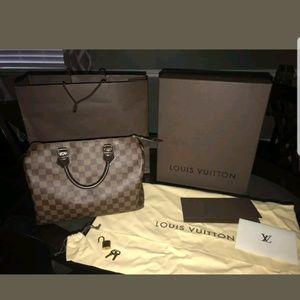 Athuntic louis Vuitton speedy 30